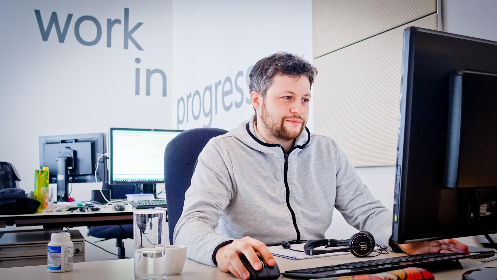 Markus Moser, Senior Technical Consultant bei easyconsult