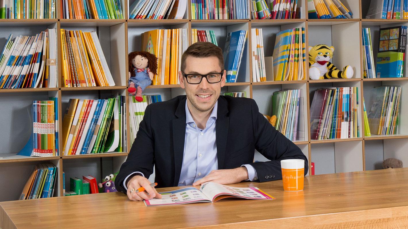 Mag. Leonhard Kern, Marketing- und Vertriebsleiter (Prokurist) beim ÖBV
