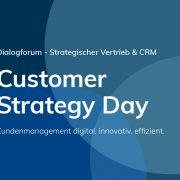 Customer Strategy Day 2019