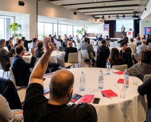Customer Strategy Day 2019 - Impressionen easyconsult 1