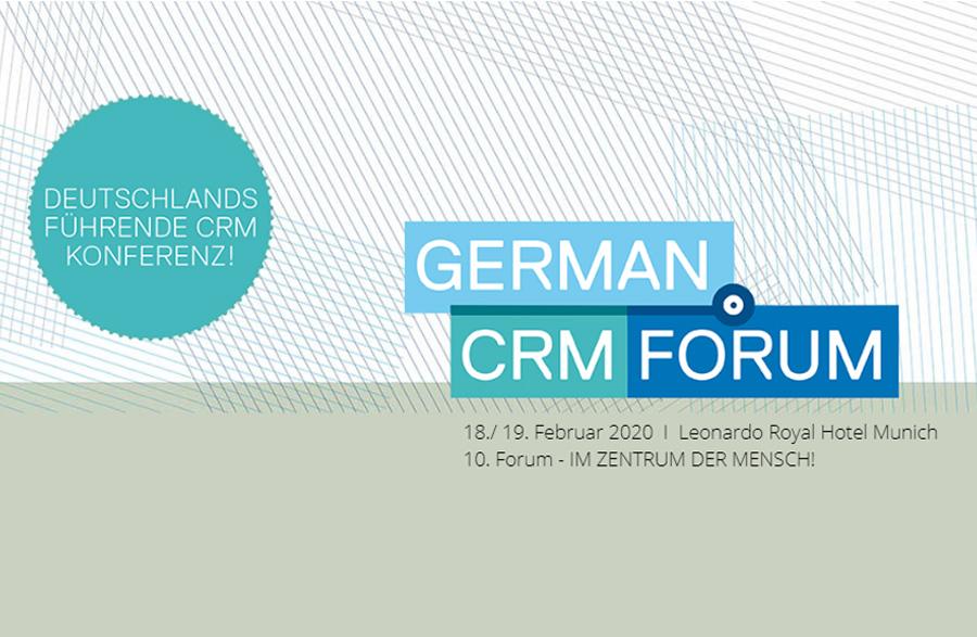 German CRM Forum 2020