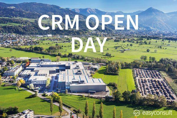 CRM Open Day bei Meusburger