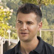 Tobias Fuchs, Bereichsleiter Kundenmanagement